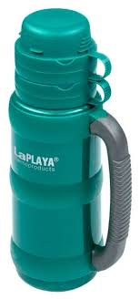Классический <b>термос LaPlaya</b> Traditional Glass (<b>1 л</b>) — купить по ...