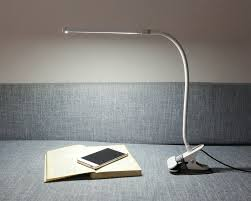 Artpad Energy Efficient LED Clip-on Lamp Flexible Gooseneck <b>360</b> ...