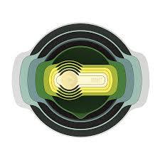 <b>Набор мисок Nest™9</b> Plus Опал от <b>Joseph Joseph</b> (арт. 40076 ...