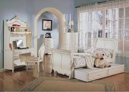 gold bedroom set carved