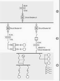 learn to interpret single line diagram  sld    eepa typical industrial single line diagram