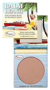 Купить <b>бронзирующая пудра</b>-<b>румяна</b> Balm Beach 5,57г The Balm ...