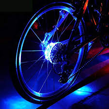 BODECIN Waterproof LED <b>Bike</b> Wheel <b>Lights</b>, <b>Cool Colorful Bike</b> ...
