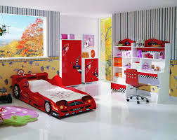 incredible kids room decorating ideas for boys featuring the revising modern bedroom with artistic red car boys teenage bedroom furniture