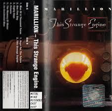 <b>Marillion - This Strange</b> Engine (1997, Cassette)   Discogs