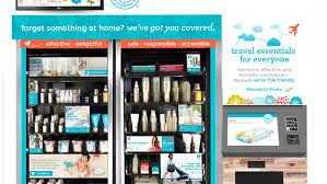 Beauty <b>Vending</b> Machine Kiosks at the Airport   InStyle.com