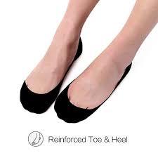 <b>Ultra Low</b> Cut Liner Socks Women <b>No Show</b> - Buy Online in ...