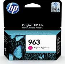 <b>Картридж HP 963</b> (3JA24AE), пурпурный, для <b>струйного</b> ...