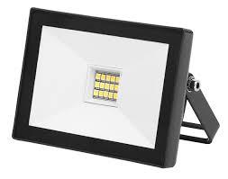 Светодиодный <b>прожектор ELF SLIM SMD</b>, 10Вт, черный корпус ...
