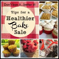 have a healthier bake
