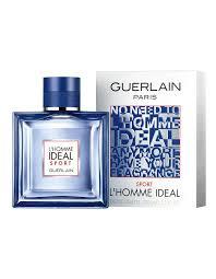 <b>Guerlain LHomme Ideal Sport</b> EDT 50ml Spray | MYER