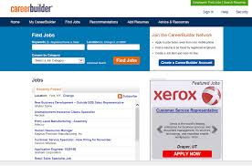 job listings all about the careerbuilder job board