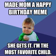 Memes Vault Happy Birthday Meme Funny Baby via Relatably.com