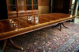 Dining Room Table That Seats 10 Bedroom Foxy Walnut Dining Room Furniture Extra Large Extending