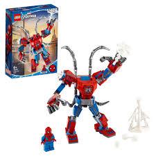 <b>Конструктор LEGO Marvel Super</b> Heroes 76146 Человек-Паук ...