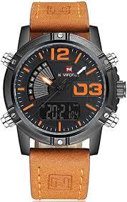 NAVIFORCE Men's Fashion Sport Watches Men ... - Amazon.com