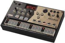 Анонсирован новый <b>синтезатор</b> ударных <b>Korg Volca Drum</b>