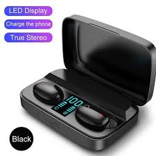 Best <b>A16 TWS</b> BT <b>Wireless</b> black Sale Online Shopping | Cafago.com
