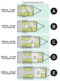 Tiny house  Trailers and Layout on Pinterest