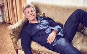 <b>Jon Bon Jovi</b>: 'Men shouldn'<b>t</b> wear leather trousers past 30'