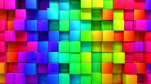 background 4k ultra hd 3840x2160 wallpaper blocks rainbow 3d graphics background background 4k ultra hd