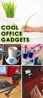 cool office gadgets lots of cool gift ideas literally just loving that grass pen agency office literally disappears hours