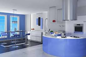 painted blue kitchen cabinets house:  blue kitchen cabinets new  kitchen blue paint colors with light cabinets home design