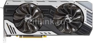Купить <b>Видеокарта PALIT</b> nVidia <b>GeForce RTX</b> 2060SUPER , PA ...