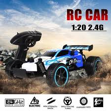 <b>2.4GHz Wireless</b>, High Speed Off-Road Race Car Toys