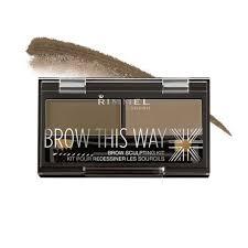 <b>Rimmel</b> London <b>Brow This Way</b> Brow Sculpting Kit | Walmart Canada