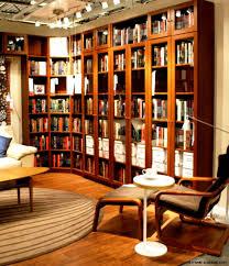 view original size bookcase lighting ideas