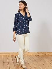 Распродажа узкие <b>брюки</b> женщины   Kiabi