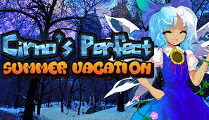 Cirno's Perfect <b>Summer Vacation</b> on Steam