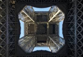 Image result for The sides of Eiffel Tower, just beneath the first platform, have been affixed with named: 72 prominent French scientists and famous personalities.