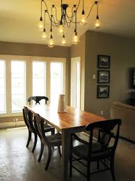 Chandelier Dining Room Chandelier Dining Room Indoor Lighting Fixture Modern Room Curtain