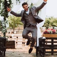 <b>Men's Groom Suits</b> and <b>Wedding Suits</b> Ideas - Hockerty