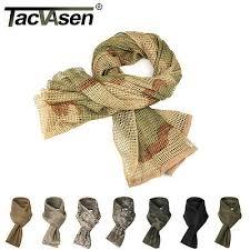 Tacvasen тактический <b>Сафари шарф</b> военный лицо Veil ...