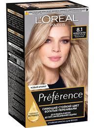 "Стойкая <b>краска для волос</b> ""Preference"" <b>L'Oreal</b> Paris 2025461 в ..."