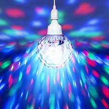 disco party ball with built in lights bed bath and beyond lighting