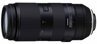 Обзор <b>объектива Tamron 100</b>-<b>400mm</b> f/4.5-6.3 Di VC USD | Tamron