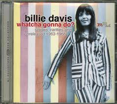 billie davis 『whatcha gonna do? ~ complete singles 1963ー1966 billie davis 『whatcha gonna do? ~ complete singles 1963ー1966 直輸入盤 』rpm326 > 芽瑠璃堂