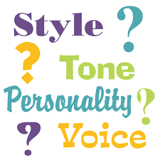 writers tone different types of tones in writing video lesson