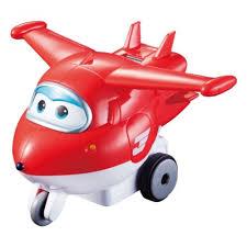 <b>Инерционный самолет Super Wings</b> Джетт Супер крылья ...