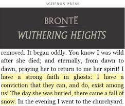 an unexpected reaction to emily brontÃÂ     s wuthering heights – the    wuthering heights image for final thoughts