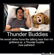 Thunder Buddies by aaronrodgers12 - Meme Center via Relatably.com