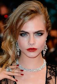 Video: Cara Delevingne Cannes 2013 makeup look.