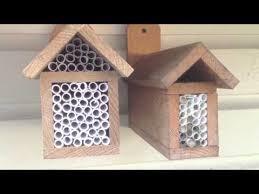 mason bee house build diy mason