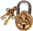 Locks for keys