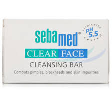Buy <b>Sebamed Clear Face</b> Cleansing Bar | Chemist Direct