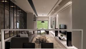 Contemporary Apartment Design Multi Level Contemporary Apartment